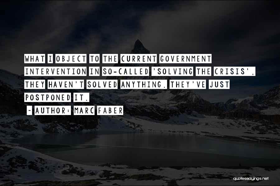 Marc Faber Quotes 696116
