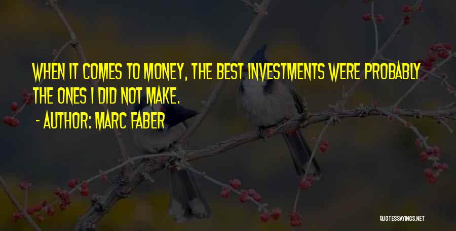 Marc Faber Quotes 770013