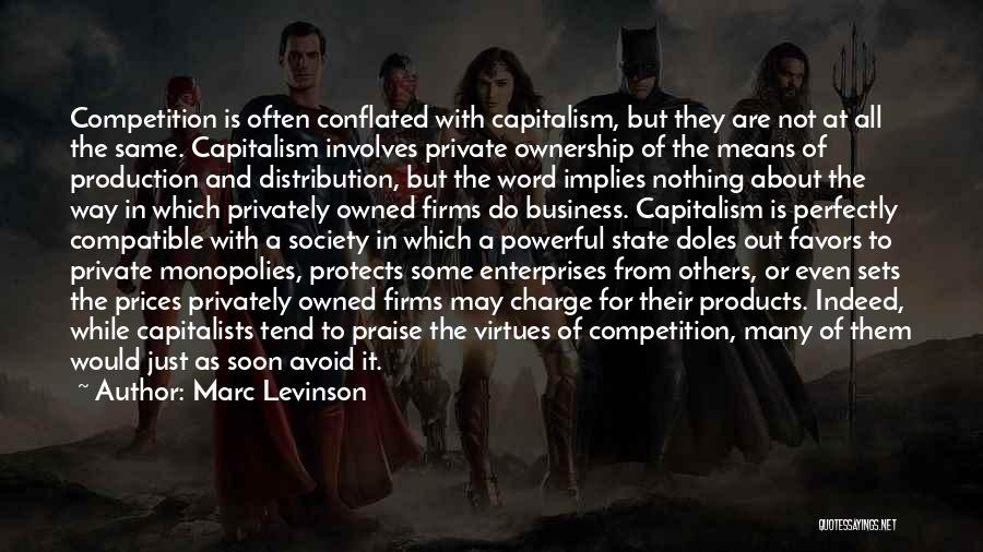 Marc Levinson Quotes 1902294