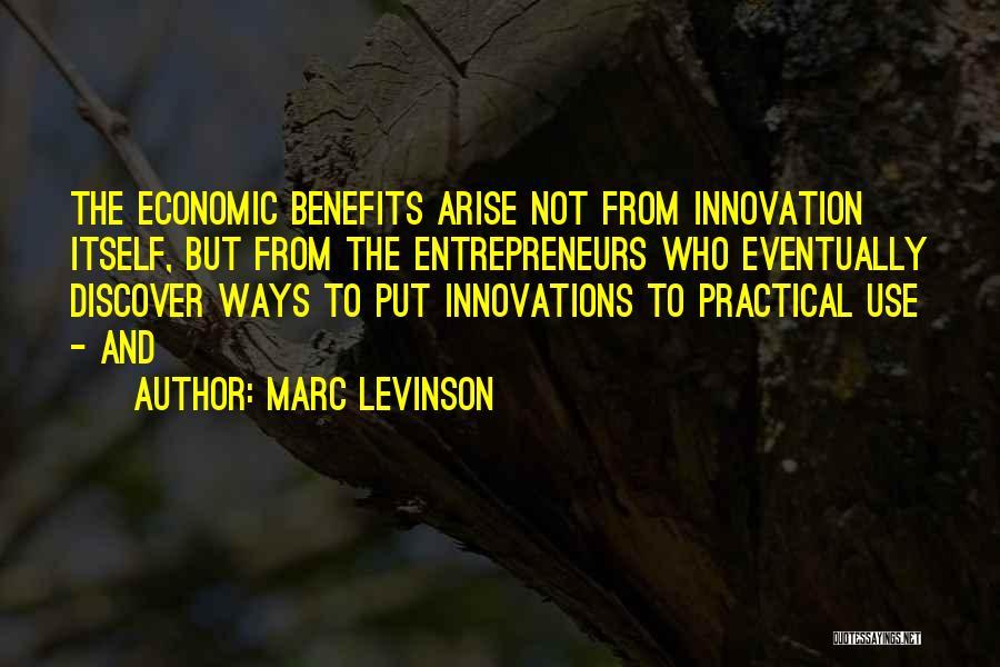 Marc Levinson Quotes 1983515