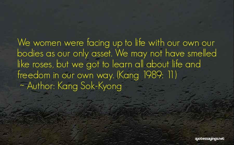 Marc Pairon Quotes By Kang Sok-Kyong