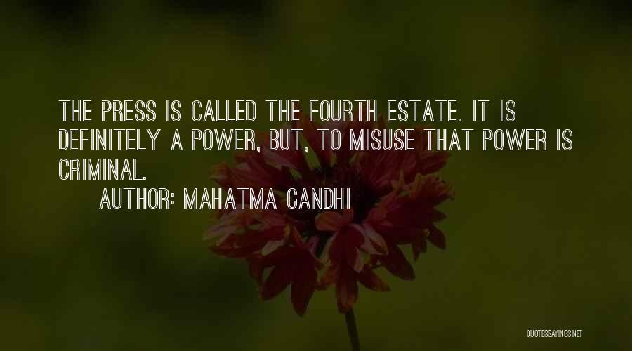 Marc Pairon Quotes By Mahatma Gandhi