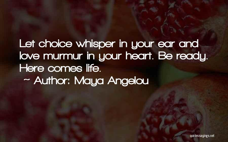 Marc Pairon Quotes By Maya Angelou
