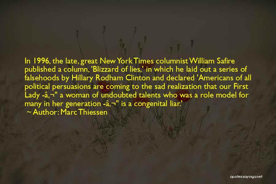 Marc Thiessen Quotes 2050109