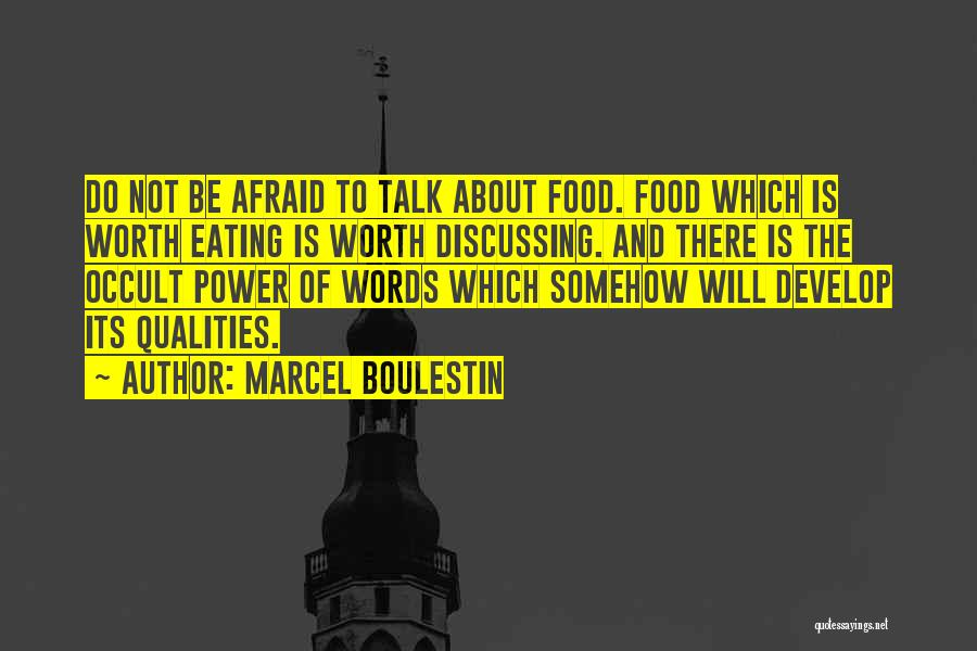 Marcel Boulestin Quotes 1682723