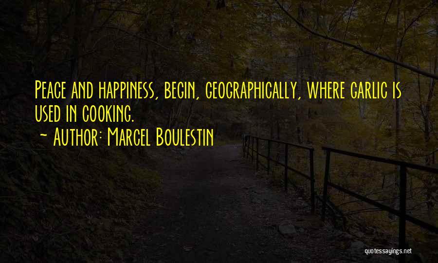Marcel Boulestin Quotes 439077