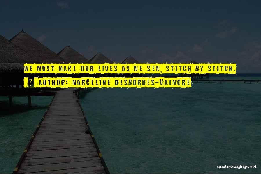 Marceline Desbordes-Valmore Quotes 1167571