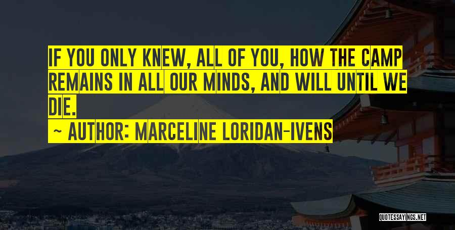 Marceline Loridan-Ivens Quotes 1623974