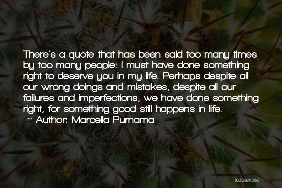 Marcella Purnama Quotes 1003482