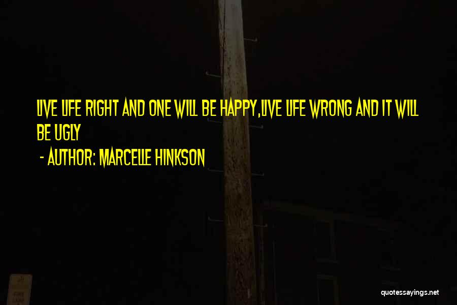 Marcelle Hinkson Quotes 1383002