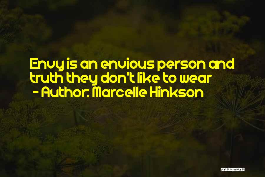 Marcelle Hinkson Quotes 2051644