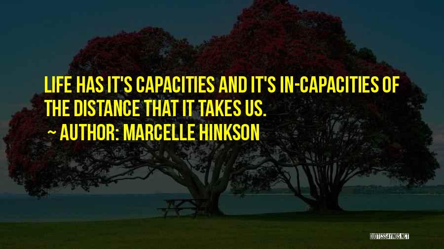 Marcelle Hinkson Quotes 2257502