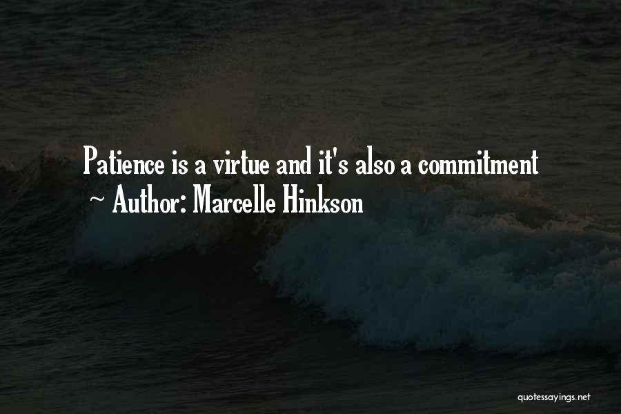 Marcelle Hinkson Quotes 587883