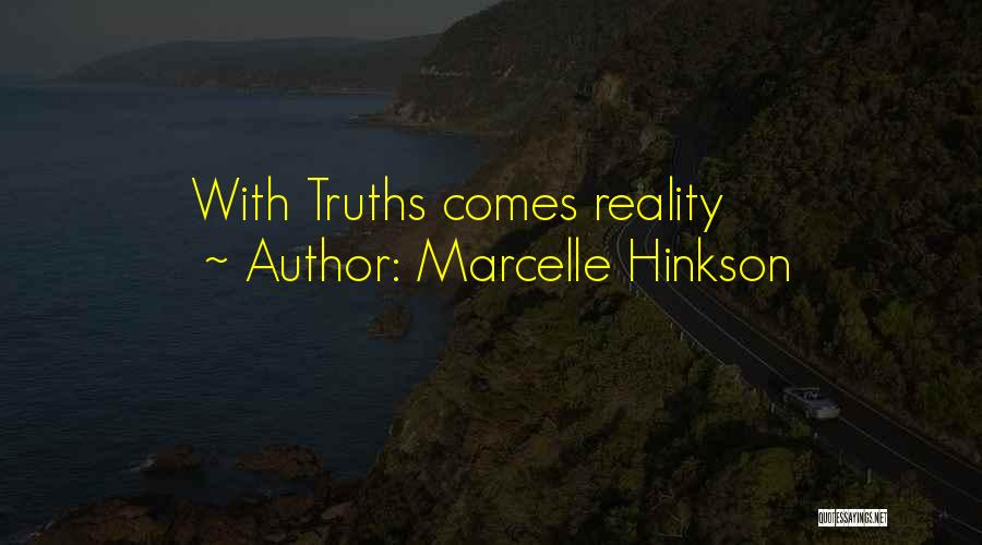 Marcelle Hinkson Quotes 677950