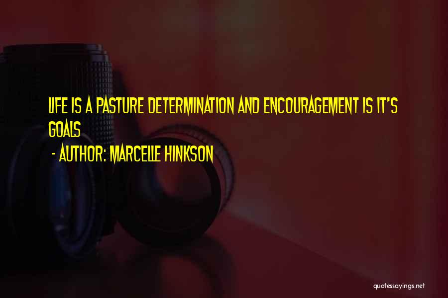 Marcelle Hinkson Quotes 827118