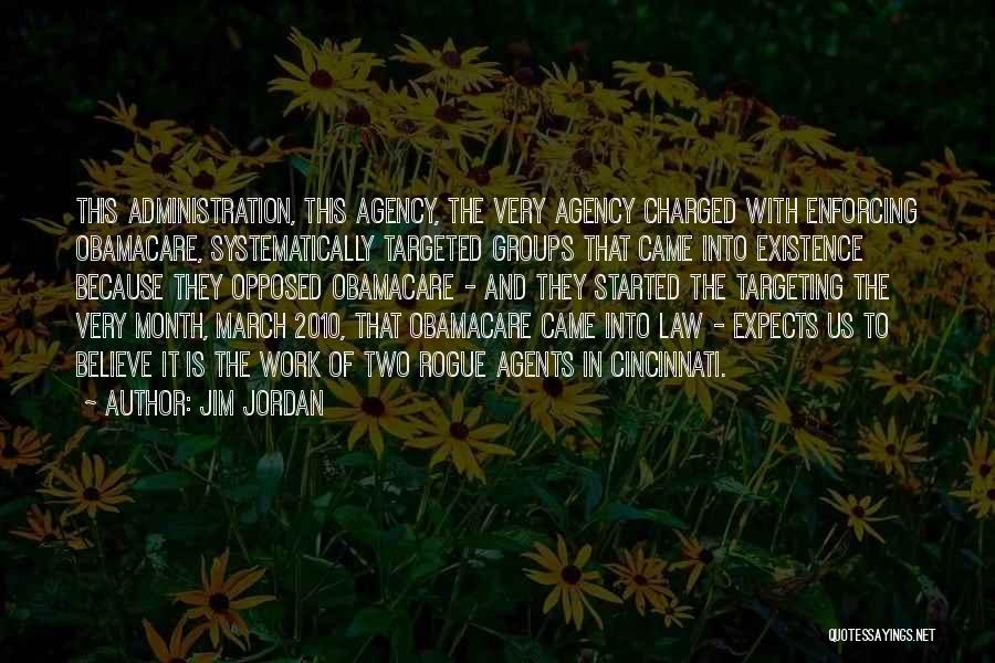March Month Quotes By Jim Jordan
