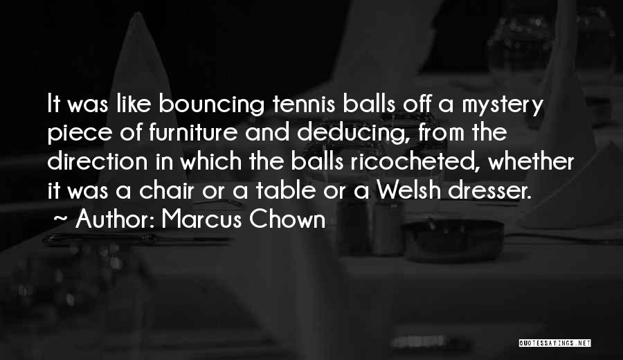 Marcus Chown Quotes 161047