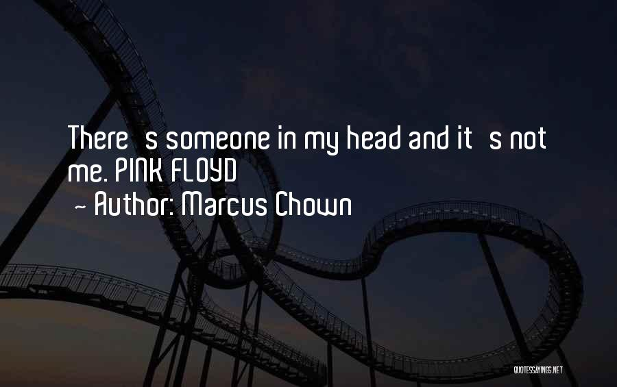 Marcus Chown Quotes 614361