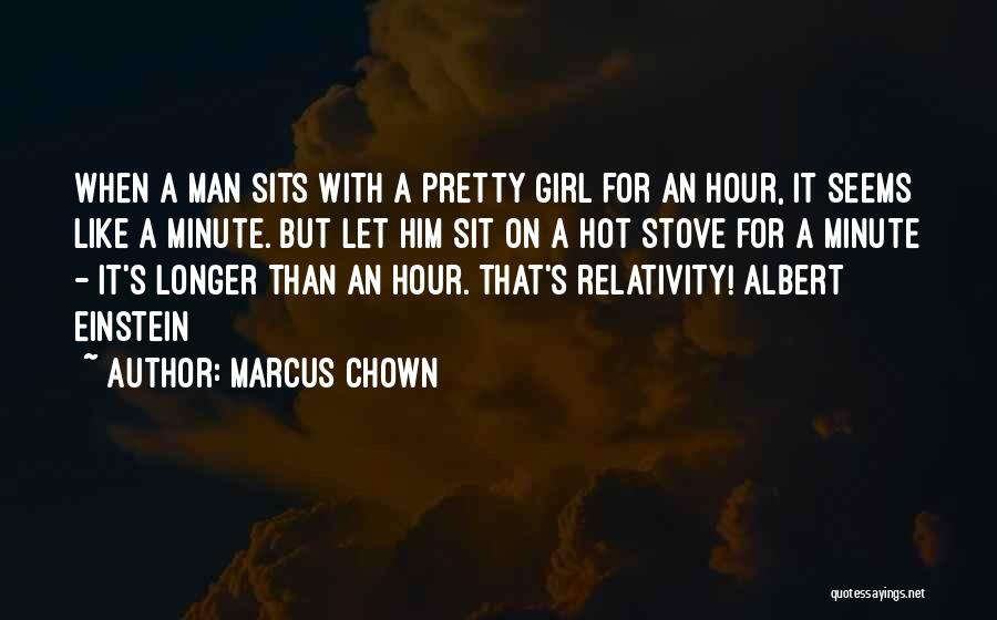 Marcus Chown Quotes 614749