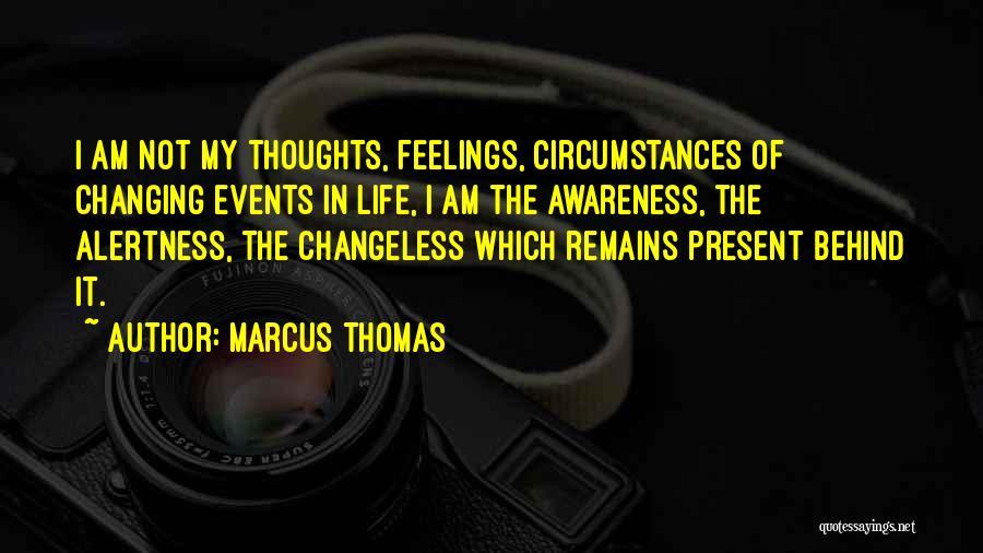 Marcus Thomas Quotes 1978972