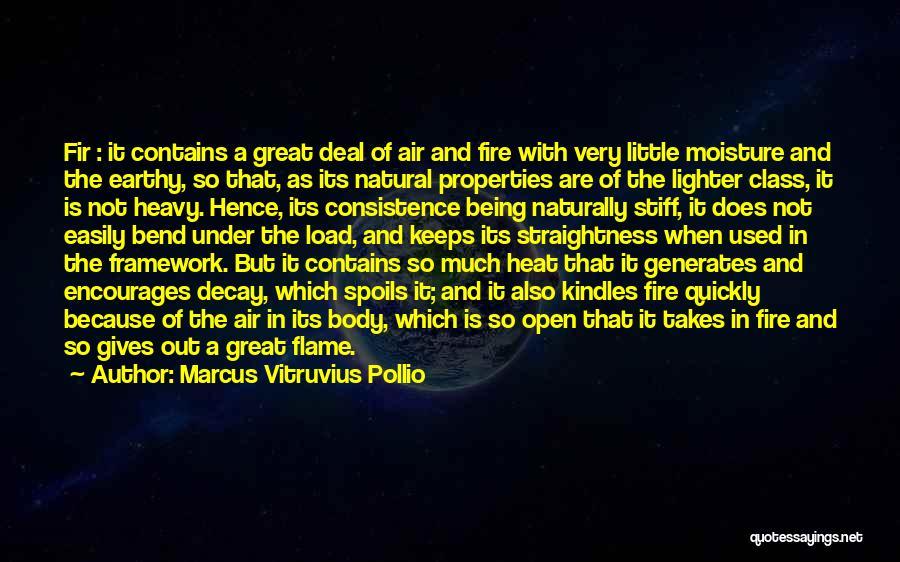 Marcus Vitruvius Pollio Quotes 1023633