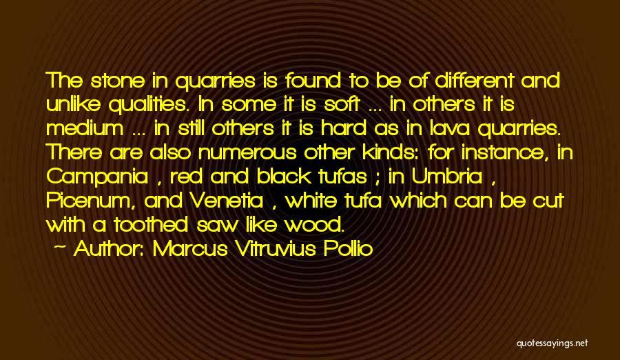 Marcus Vitruvius Pollio Quotes 1321649