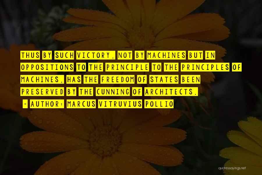 Marcus Vitruvius Pollio Quotes 156655