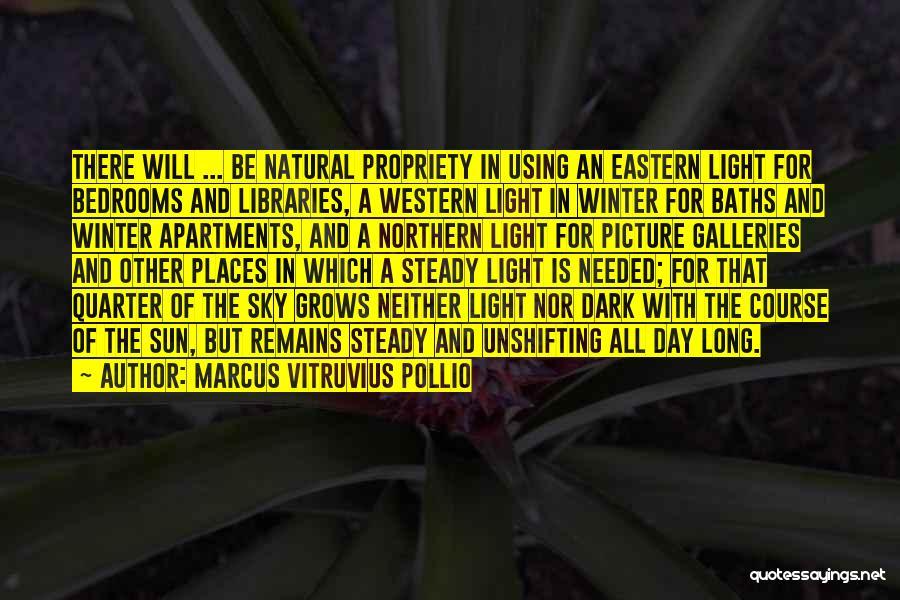 Marcus Vitruvius Pollio Quotes 1666435