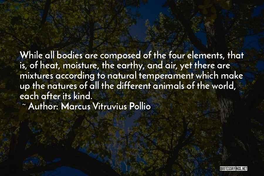 Marcus Vitruvius Pollio Quotes 1712646