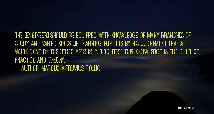 Marcus Vitruvius Pollio Quotes 1863791
