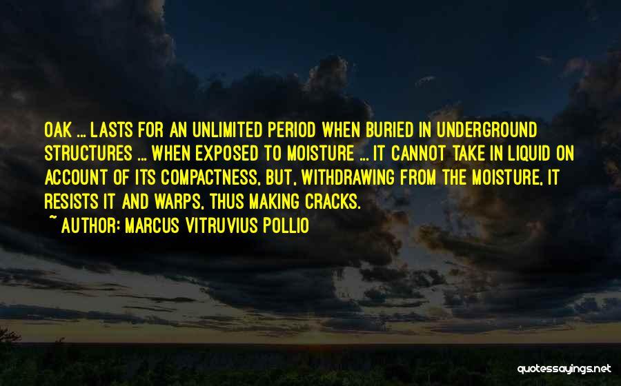 Marcus Vitruvius Pollio Quotes 1923579