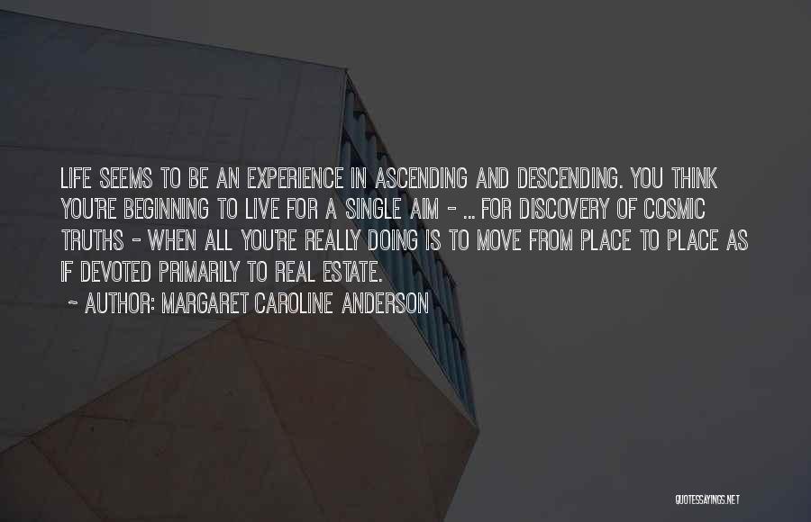 Margaret Caroline Anderson Quotes 981227