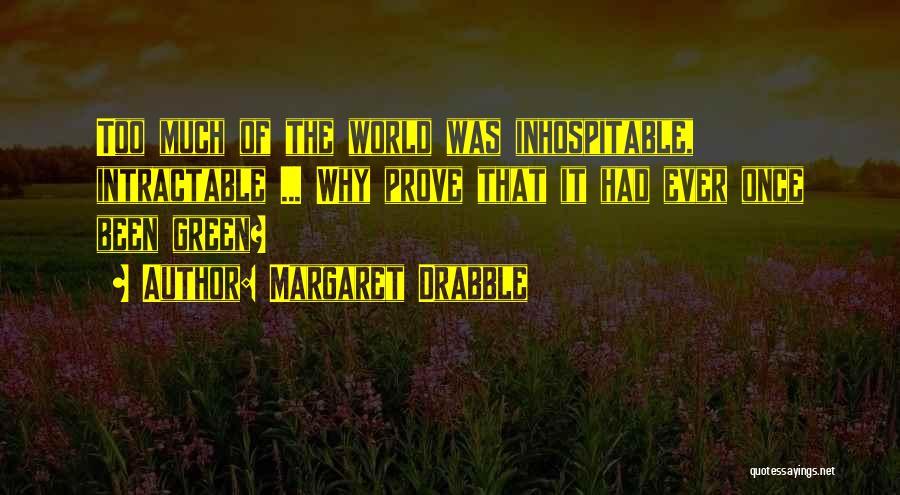 Margaret Drabble Quotes 1235751