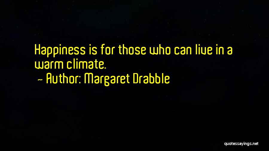 Margaret Drabble Quotes 1320495