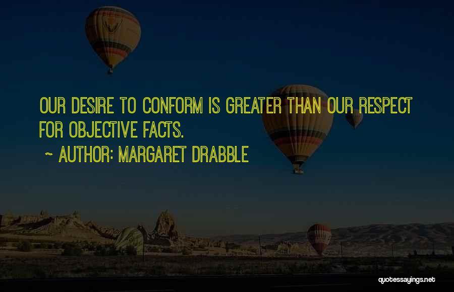 Margaret Drabble Quotes 1374465