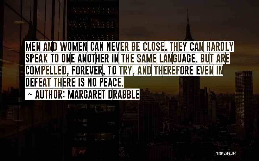 Margaret Drabble Quotes 1446394