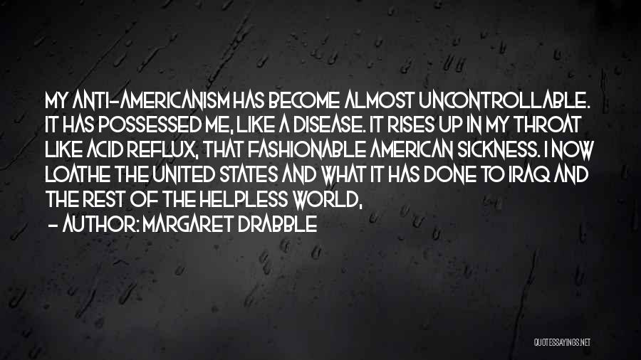 Margaret Drabble Quotes 1489630
