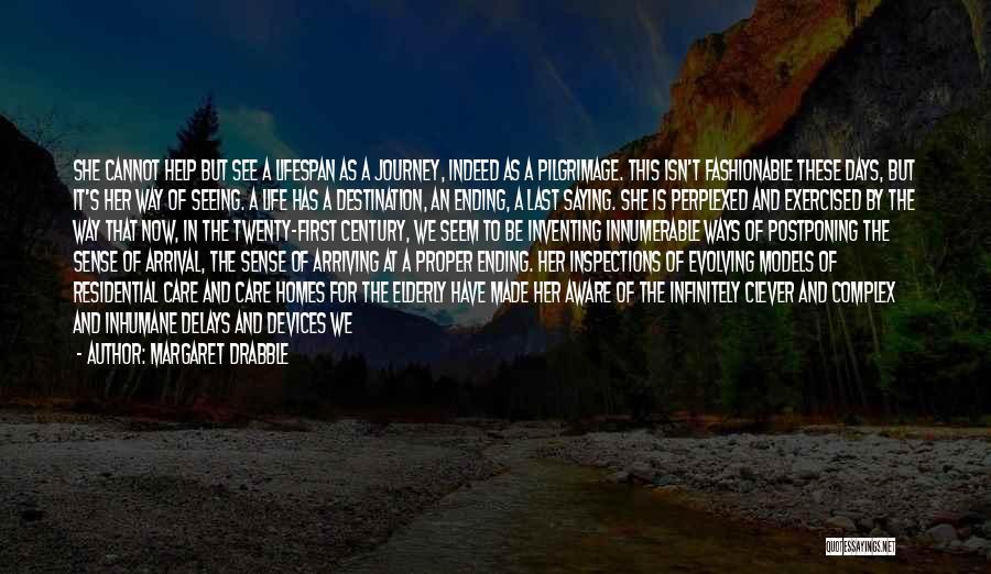 Margaret Drabble Quotes 153318