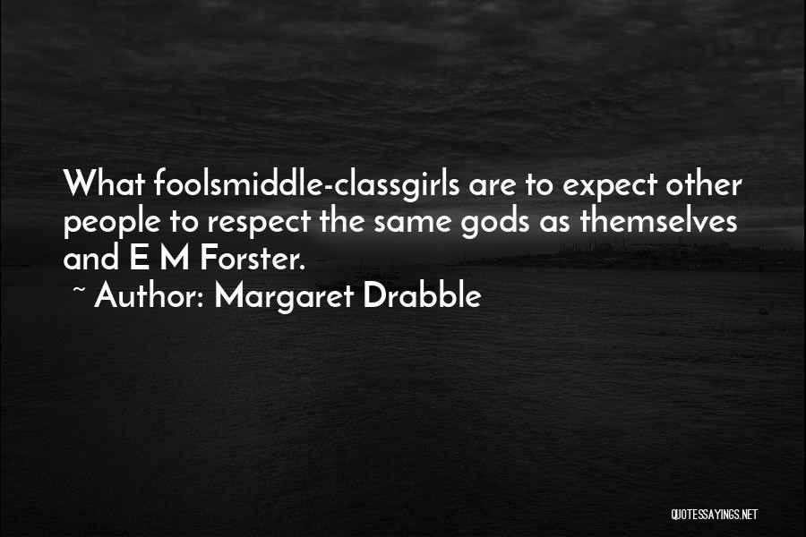 Margaret Drabble Quotes 229632