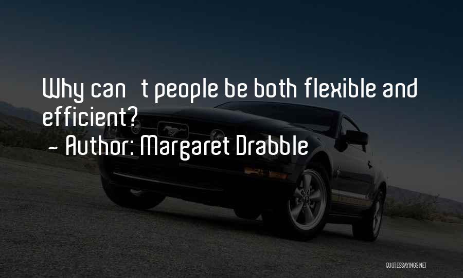 Margaret Drabble Quotes 738946