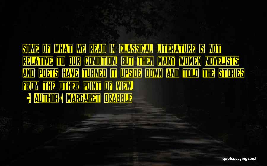 Margaret Drabble Quotes 877343