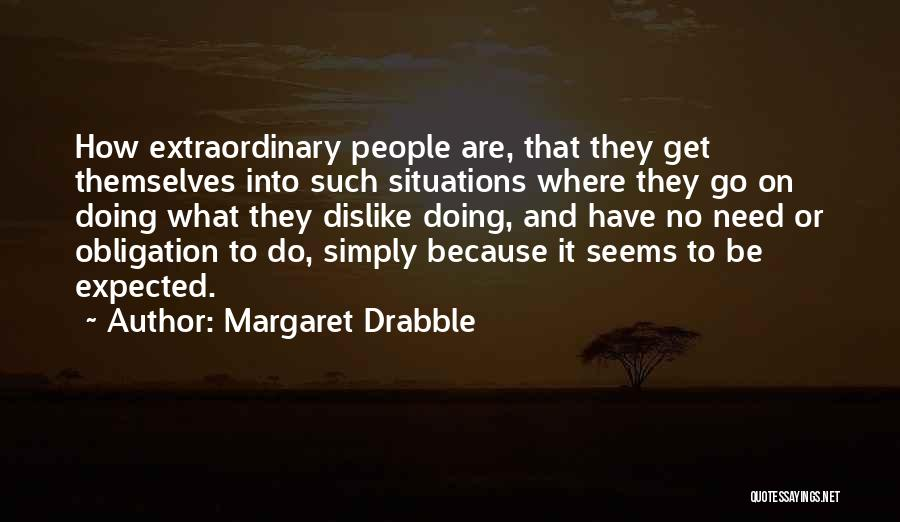 Margaret Drabble Quotes 987466
