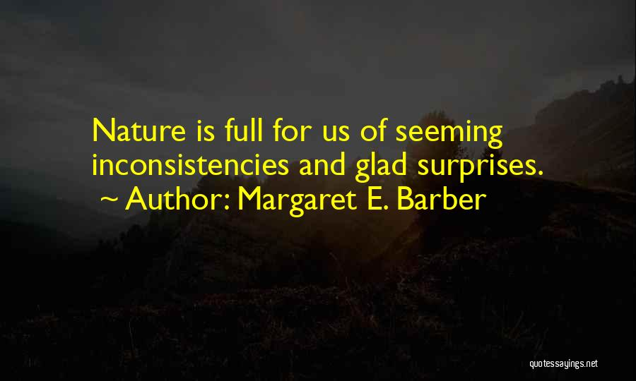 Margaret E. Barber Quotes 97199