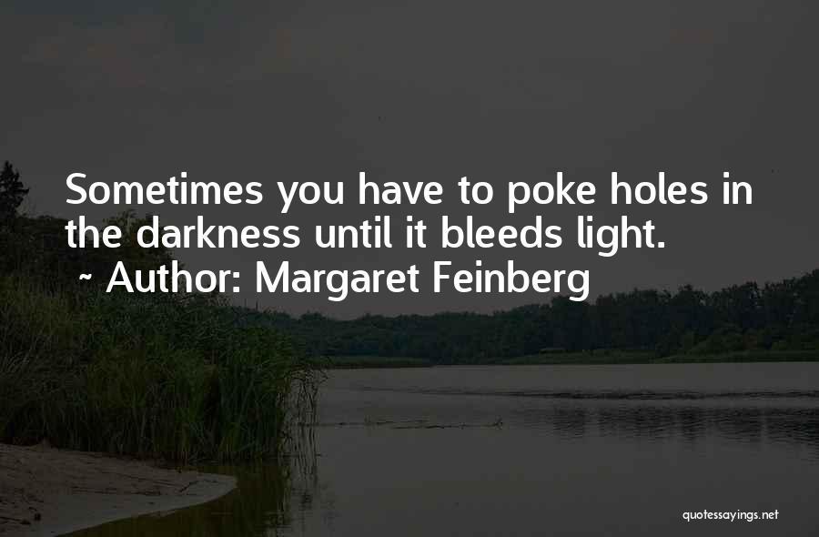 Margaret Feinberg Quotes 1011456