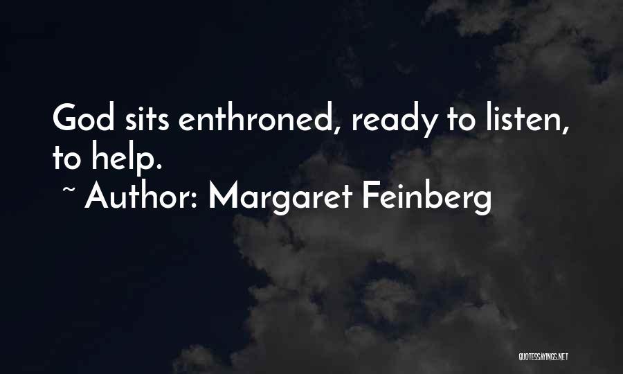 Margaret Feinberg Quotes 1460464