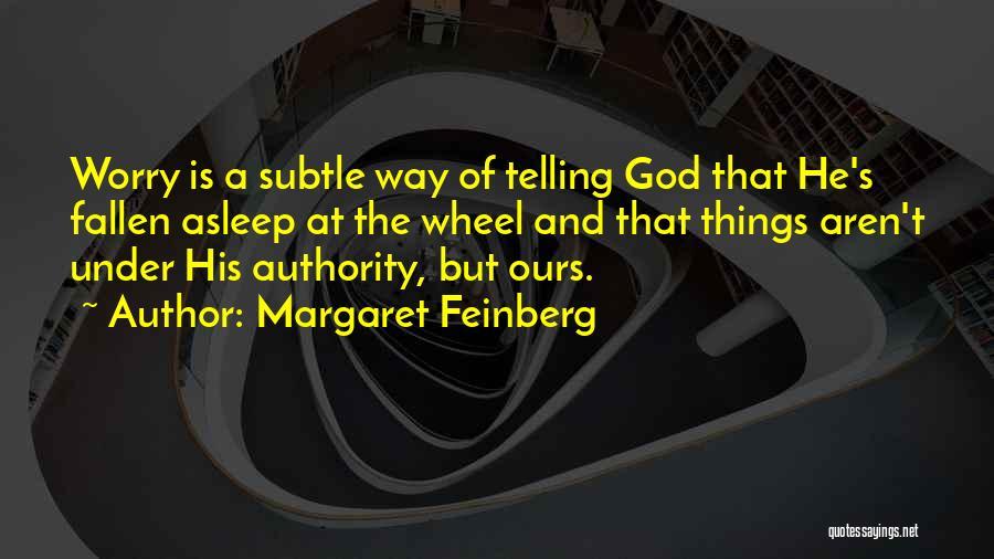Margaret Feinberg Quotes 2049733