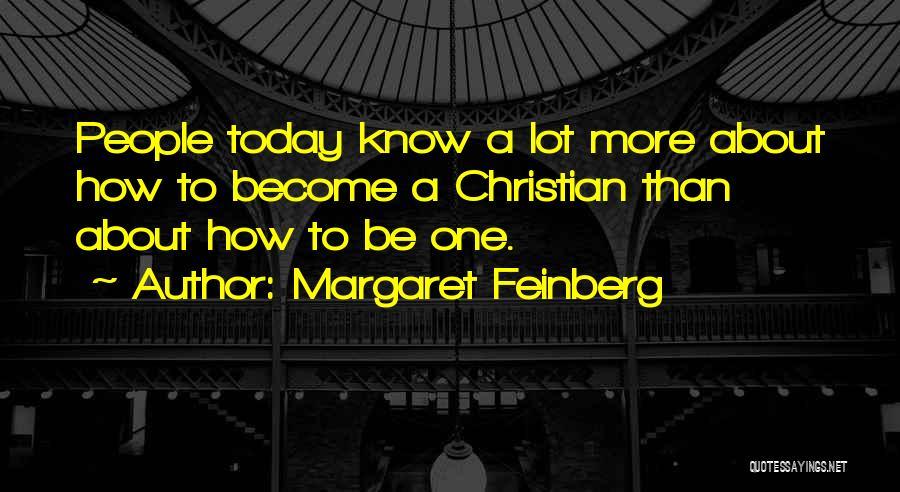 Margaret Feinberg Quotes 2228285