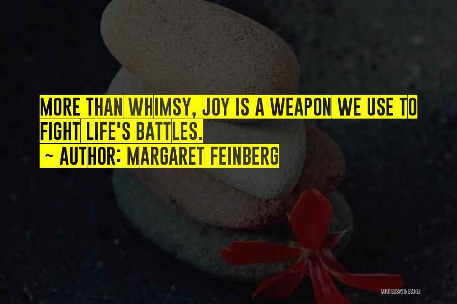 Margaret Feinberg Quotes 443107