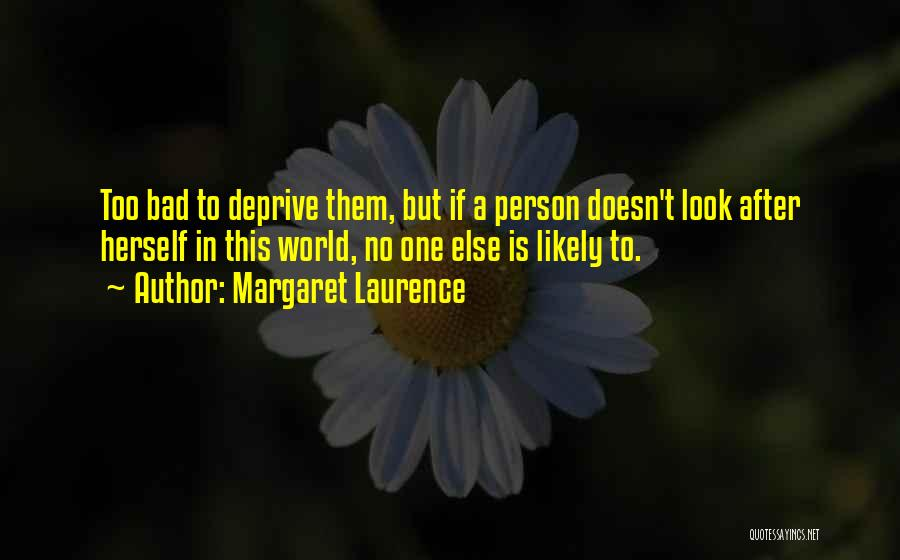 Margaret Laurence Quotes 1134105