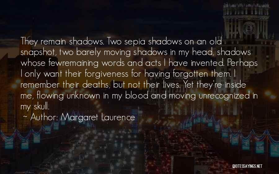 Margaret Laurence Quotes 2093874